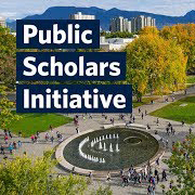 Three iSchool Doctoral Students accepted into the UBC Public Scholars Initiative